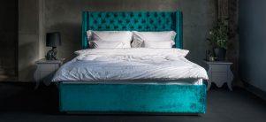 Tapacirani krevet BARUN