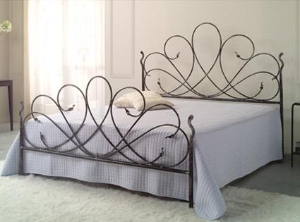 Krevet od kovanog gvožđa Caruso