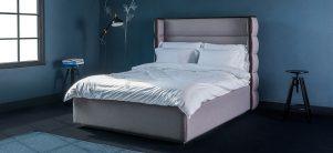 Tapacirani krevet NUBRA