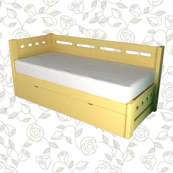 Drveni krevet Sofa s1