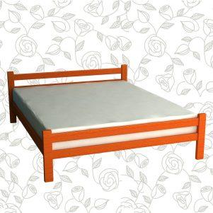 Drveni krevet b1
