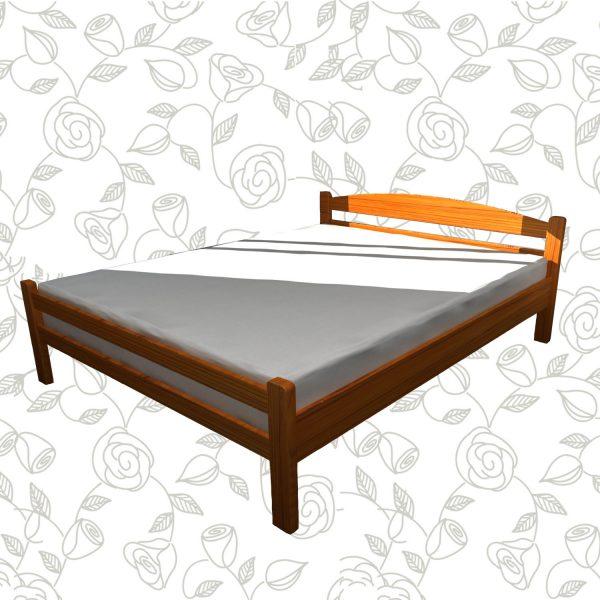 Drveni krevet b2