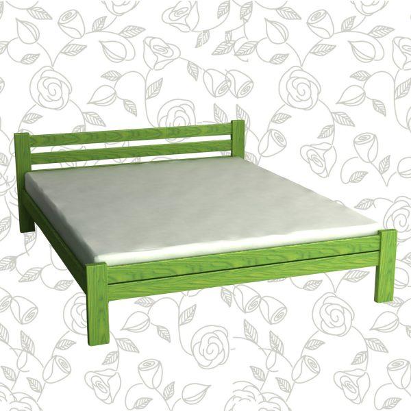 Drveni krevet b3