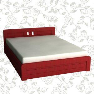 Drveni krevet d2