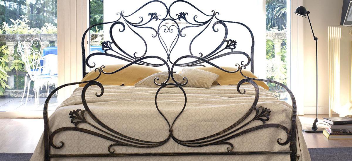 Krevet od kovanog gvožđa Casanova