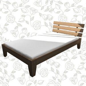 Drveni krevet Vanja